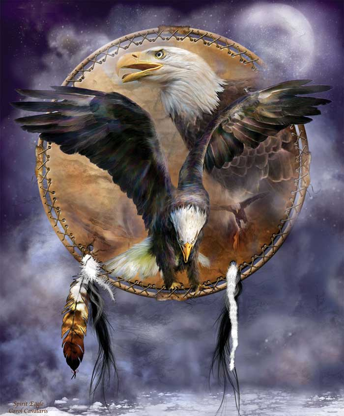 Spirit Eagle Two