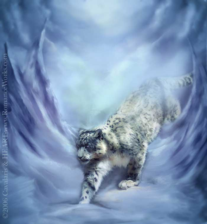 Spirit Of The Wild Series Spirit Of The Snow Leopard